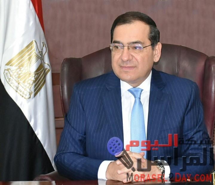 وزيرا البترول وقطاع الاعمال يشهدان التوقيع على تسوية مديونيات شركات قطاع الاعمال العام
