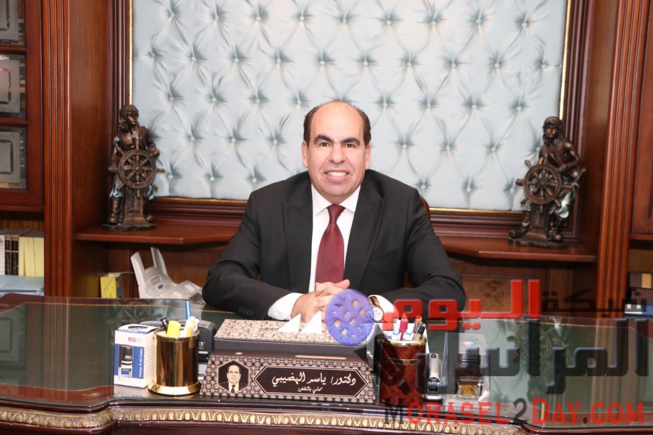 النائب ياسر الهضيبي يتقدم بسؤال لرئيس الوزراء حول تصفية «الحديد والصلب»