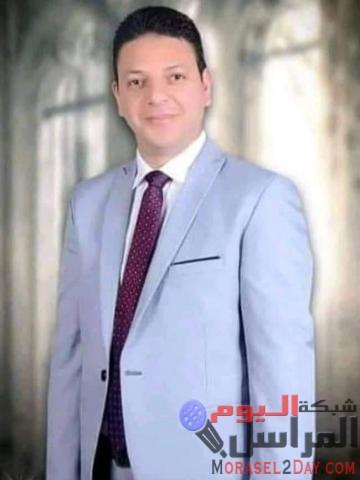 النائب أحمد عبد المنعم نائب المواقف الصعبة فى الأوقات الأصعب