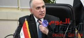 وزير الري : يصف ما تم نشره في أحد المواقع الإلكترونية بالخبر الكاذب