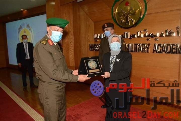 حصول أكاديمية ناصر العسكرية على شهادات الإعتماد من الهيئة القومية لضمان جودة التعليم والإعتماد