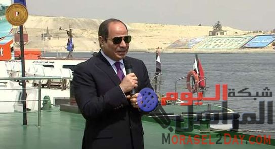 شباب الصحفيين ترصد : مصر حديث أكبر صحف العالم بعد تحريك السفينة الجانحة بقناة السويس
