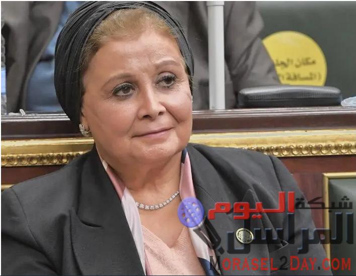 عبلة الالفى: مشروع تنمية الأسرة المصرية يحقق التوازن بين معدلات النمو السكاني والاقتصادي