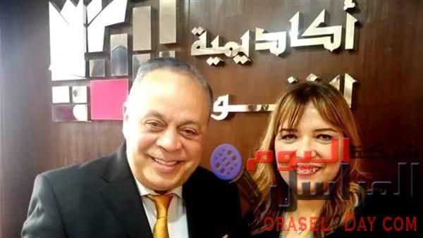 المنتجين العرب تهنئ الدكتورة غاده جباره بمناسبه رئاستها  لاكاديميه الفنون.
