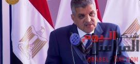 الفريق أسامة ربيع: قناة السويس الجديدة قاطرة المشروعات العملاقة للرئيس السيسي