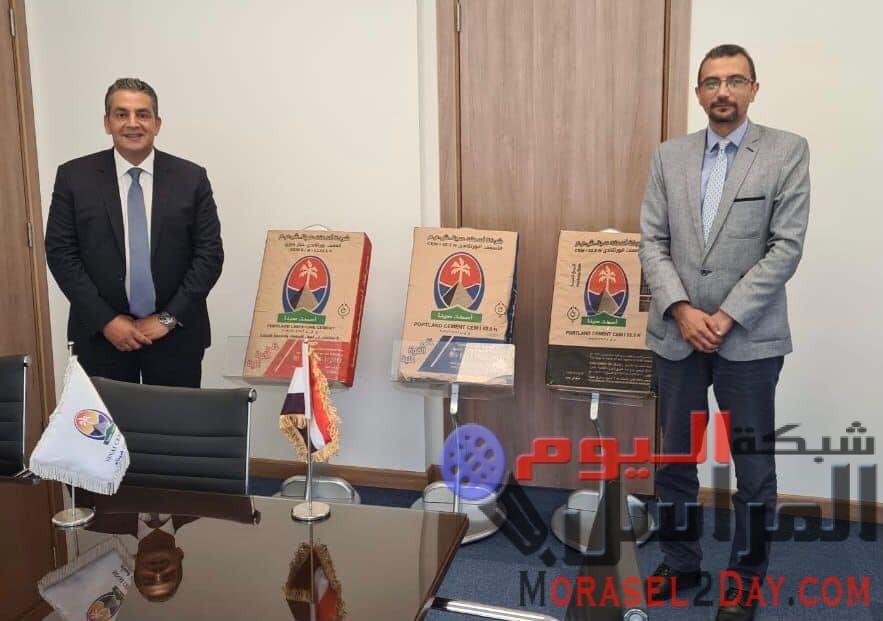 تطعيم العاملين بالمنشآت الصناعية يدعم توجيهات الرئيس بعودة الصناعة المصرية لمكانتها و قوتها الإنتاجية