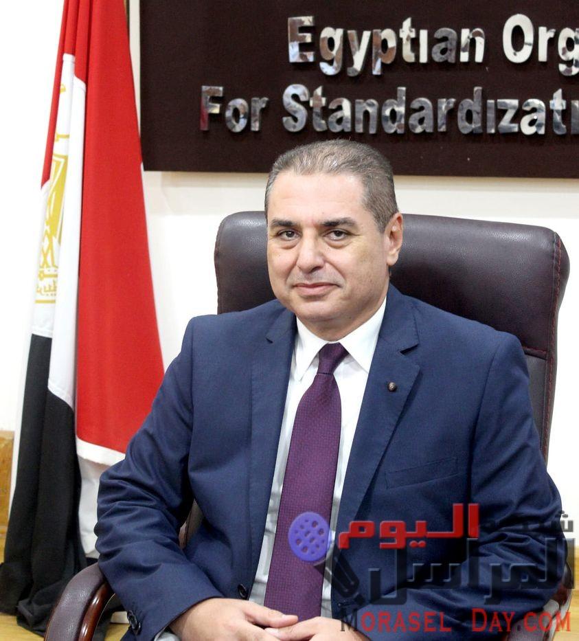 وزيرة التجارة والصناعة تصدر قرار بتكليف الدكتور خالد صوفي رئيساً لمجلس ادارة هيئة المواصفات والجودة