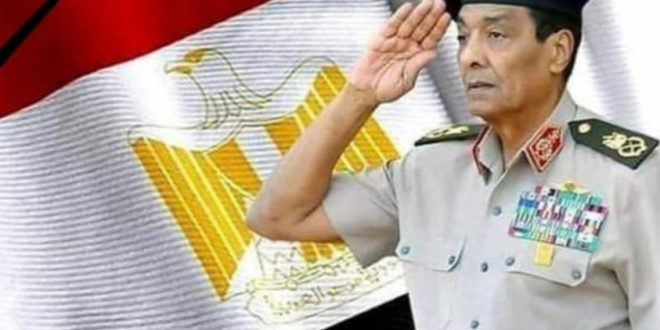 وزيرة التجارة والصناعة تنعي رحيل المشير محمد حسين طنطاوي