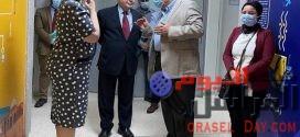 جامعة بدر ومستشفى 57357 توقعان برتوكول لتدريب الاطباء  على الجودة واعتماد المستشفيات