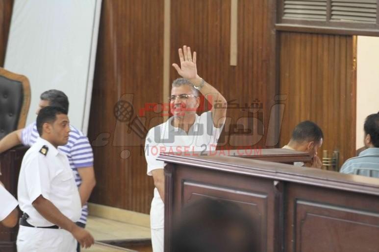 تأييد حكم حبس عصام سلطان سنة لتعديه على أحد رجال الشرطة