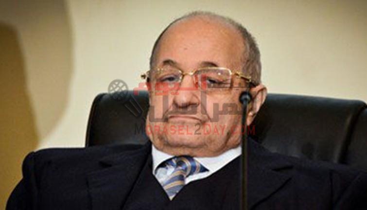 """لأول مرة فى تاريخ مصر.. رئيس """"القضاء الأعلى"""" يأمر بالقبض على قاضى أثناء المحاكمة (صور)"""