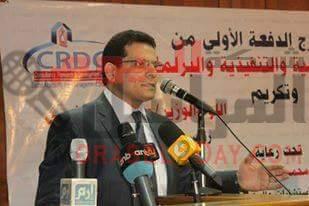 """""""القادة"""" زيارة الرئيس الفرنسي لمصر تؤكد نجاح القيادة السياسية خارجياً"""