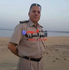 ألتهاني تنهال علي العميد محمد زيدان لترقيتة