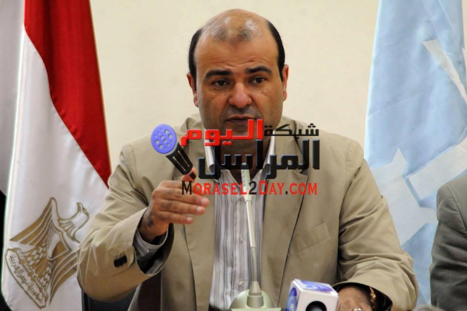 خالد حنفى: توفير كافة السلع الغذائية للمواطنين بكميات كبيرة وبجودة عالية