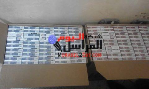 حمله تموينيه مكبرة تجوب قري وبندر مغاغه التابع لمحافظة المنيا
