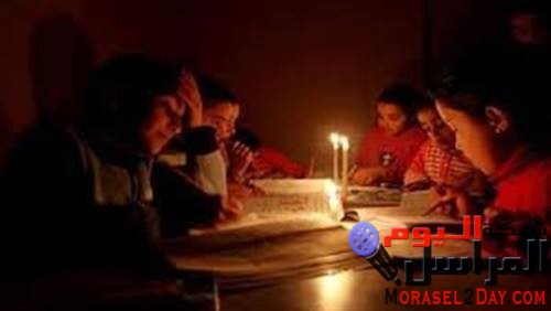 انقطاع التيار الكهربائي بالساعات في بعض أحياء الفيوم
