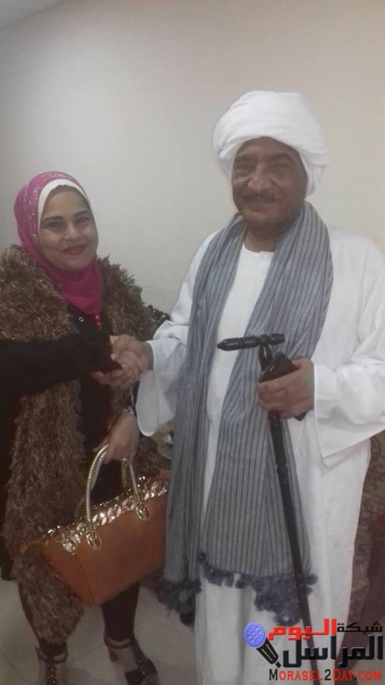 الحصرى تعلن مبادرة مليون كتاب لصالح مكتبة بيت السودان