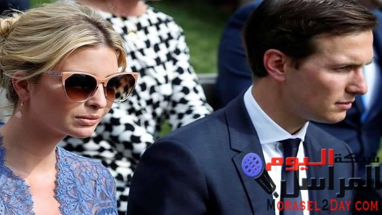 إيفنكا تغادر البيت الأبيض مطرودة من قبل والدها