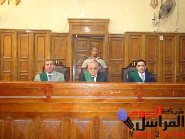 جنايات بنى سويف تعاقب سيدة بالسجن المشدد ثلاث سنوات