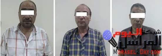 القبض على 3مسئولين سابقين بشركة منظفات لتورطهم بقضية فساد