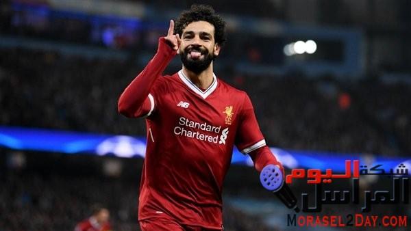 محمد صلاح في تدريبات ليفربول استعدادا لتوتنهام