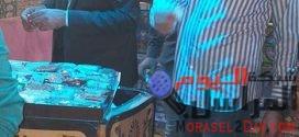 أمين حزب الحرية المصري بالفيوم في ضيافة رجل الأعمال محمد الطيب بمناسبة إفتتاح معرض الطيب الخيري لحلويات المولد النبوي الشريف