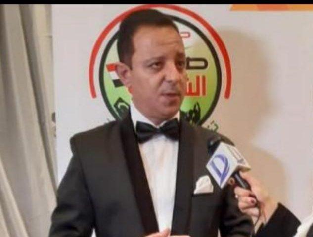 شباب الصحفيين :جمال عيد عاد مجدداً في ثوب الإخوان