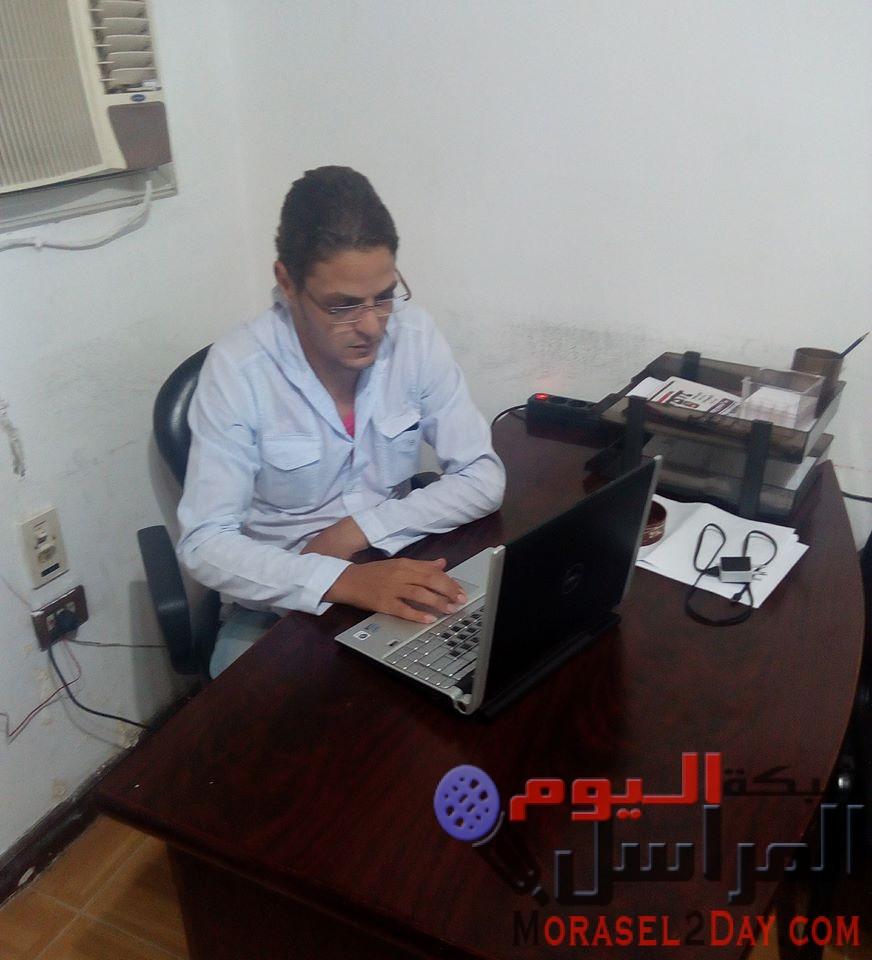إستغاثة للمهندس منصور يدوى رئيس شركة مياه الشرب والصرف الصىحى بالجيزة