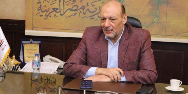 """بالفيديو.. رئيس """"المصريين"""": الرئيس السيسي مُجدد الوطنية المصرية"""