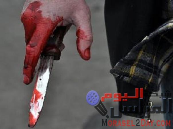 تاجر أخشاب يذبح والدته في كفر الشيخ