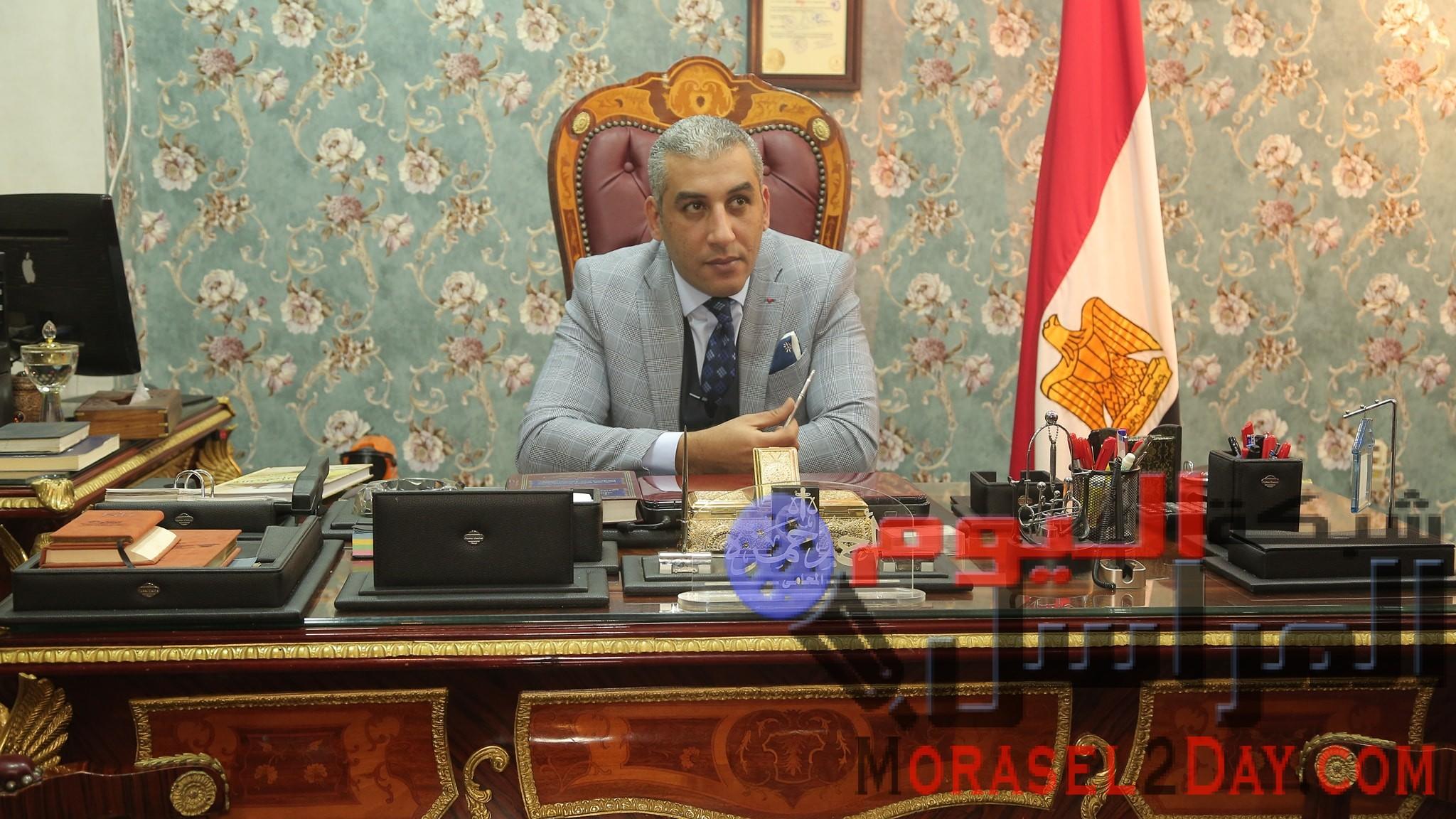 البحقيري: مصر قادرة على حل مشاكل سد النهضة