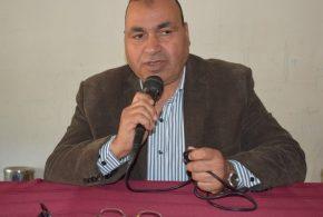صاحب مصنع المجد للكسب المستخلص بسيلا البلد يهنئ وكيل وزارة الزراعة بمناسبة عيد الأضحى