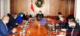 وزيرة التجارة والصناعة تبحث مع السفير الياباني بالقاهرة مستقبل العلاقات الاقتصادية المشتركة بين البلدين