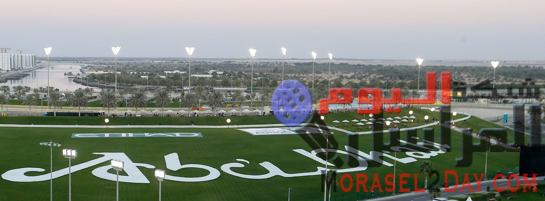 أبطال خط الدفاع الأول يحلون ضيوفًا على سباق الجائزة الكبرى في أبوظبي