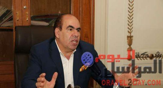 النائب ياسر الهضيبى: القيادة السياسية حريصة على الاستمرار فى دعم الشعب الليبي