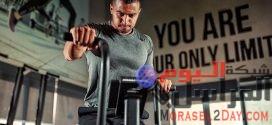محمد شريف يقدم النصائح لبناء العضلات بشكل سليم