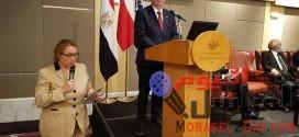 خلال افتتاح المنتدي الاقتصادي المشترك  :  وزير التجارة البولندي شراكات جديدة لتوطين صناعة البرمجيات واللوجيستيات بمصر .