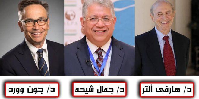 جمال شيحه يتصدر قائمة أفضل 6 علماء في العالم أسهموا في القضاء علي فيروس سي