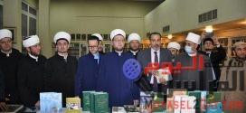 مفتى موسكو: نحن ابناء الأزهر منارة الاسلام